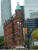 Brick Building, Front Street East, Toronto