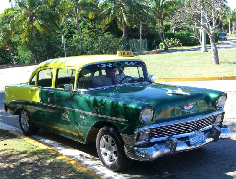 1950's Chevrolet Taxi, Varadero