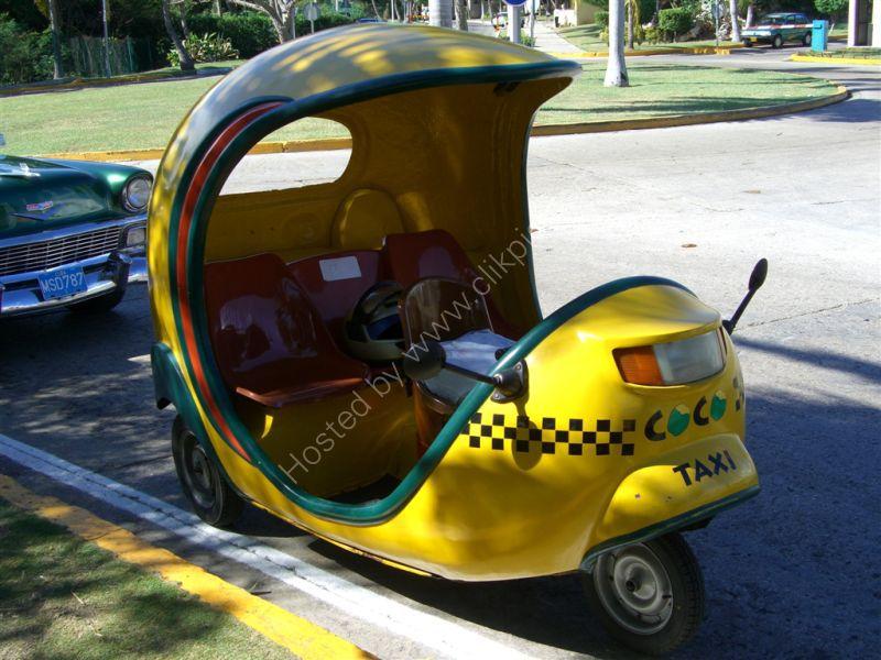 Coco Taxi, Varadero