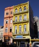 Colourful Buildings, Havana