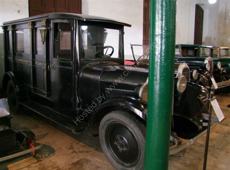 Dodge Brothers 1924 Model Graham