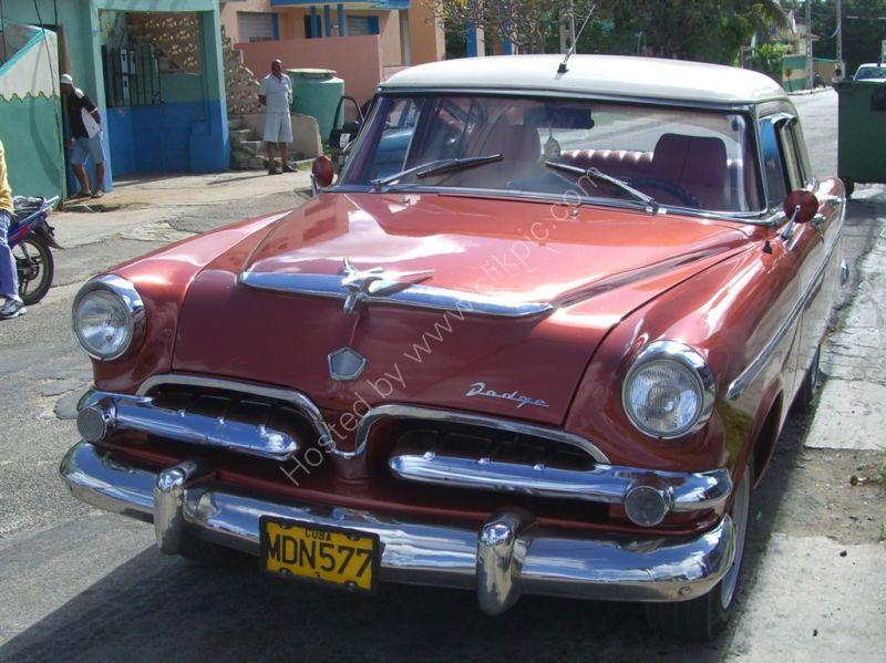 1950's Dodge, Varadero