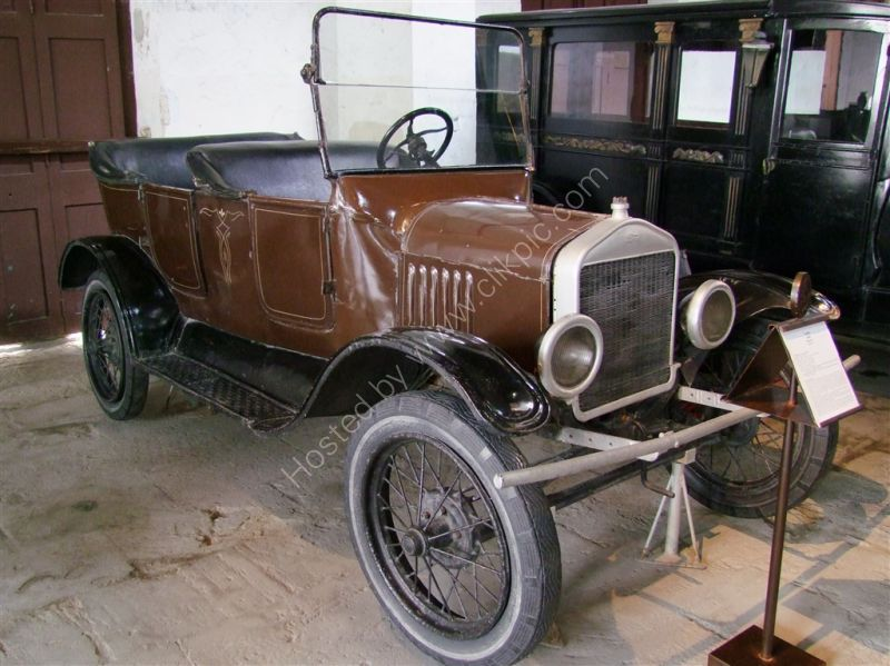 Ford 1918 Model T