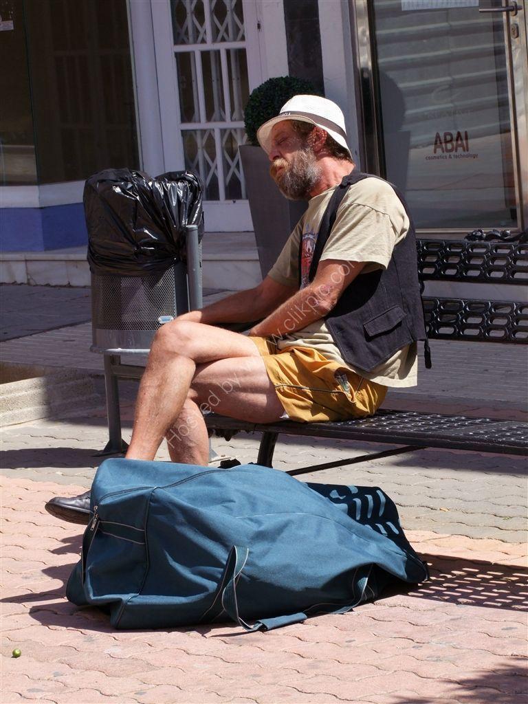 Weary Traveller, Fuengirola, Spain