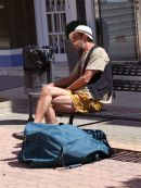 Weary Traveller, Fuengirola, Span