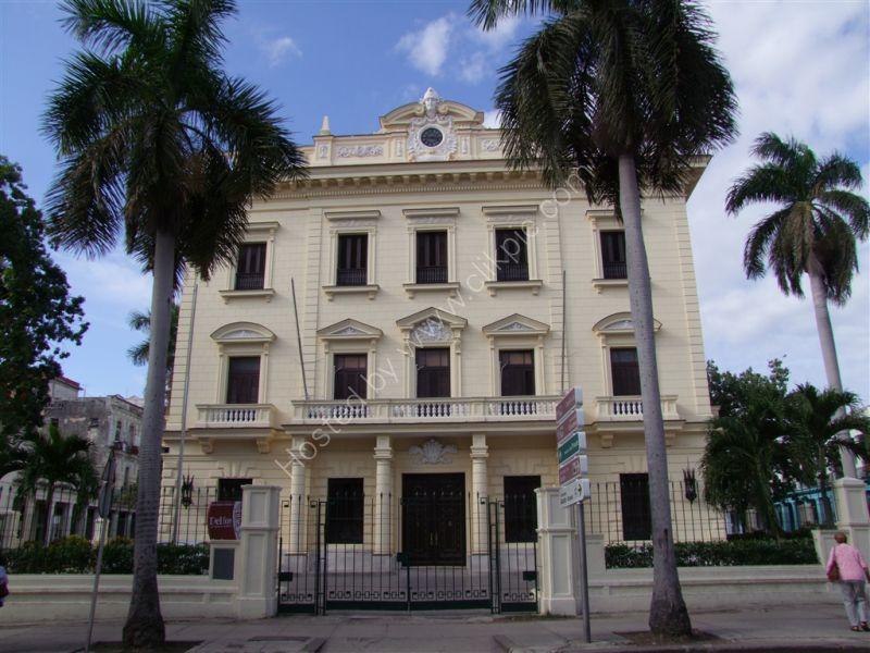 Refurbished Government Building, Havana