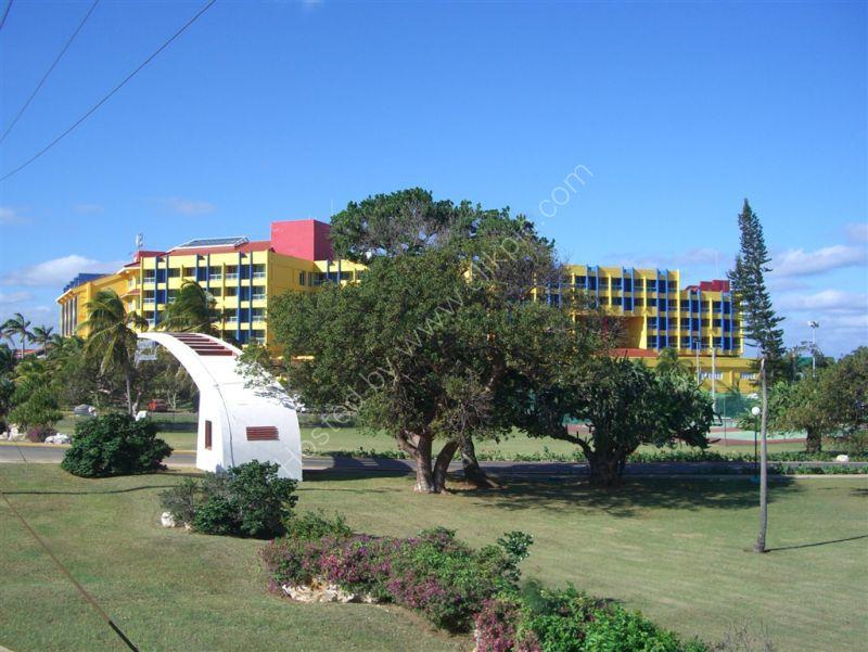 Colourful Hotel, Varadero