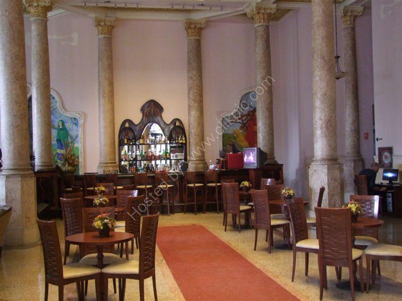 Art Deco Bar, Hotel Rachel, Havana