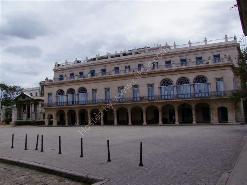 Hotel Santa Isabel, Plaza de Armas, Havana