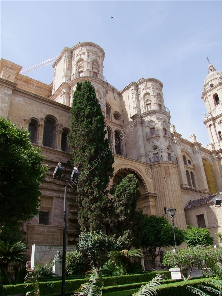 The Cathedral, Malaga, Spain