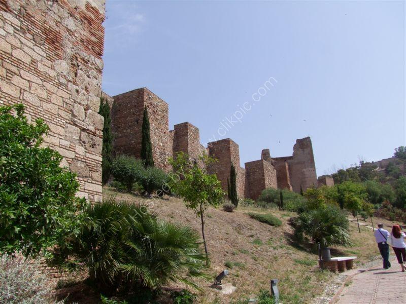 La Alcazaba, Malaga, Spain