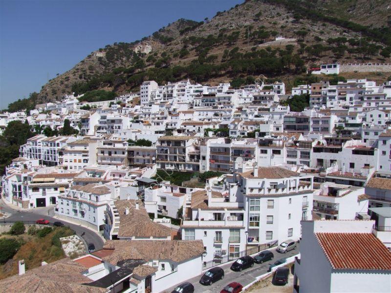 Town of Mijas, Spain