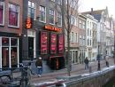 Moulin Rouge Erotic Nightclub, Red Light District, Amsterdam