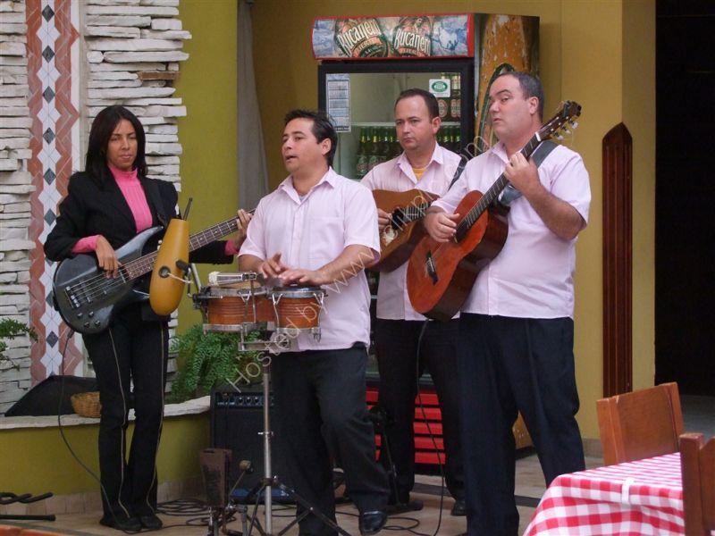 Cuban Musicians, Havana