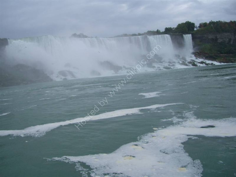 USA Side of Niagara Falls