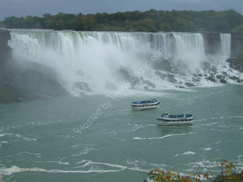 USA Falls at Niagara Falls