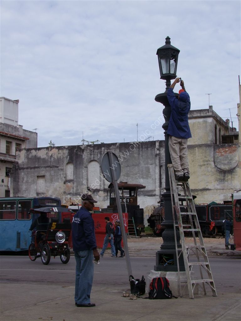 What Health & Safety Policy!, Havana