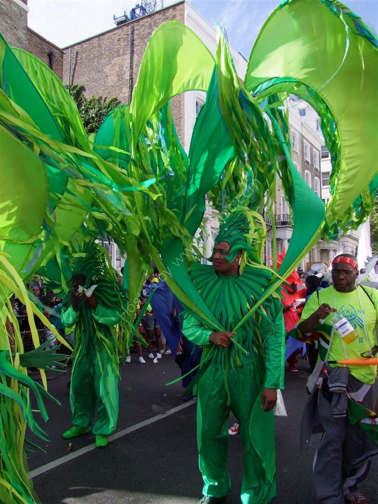 Nottinghill Carnival 2009