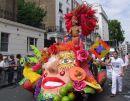 Carmen Miranda? Nottinghill Carnival 2009