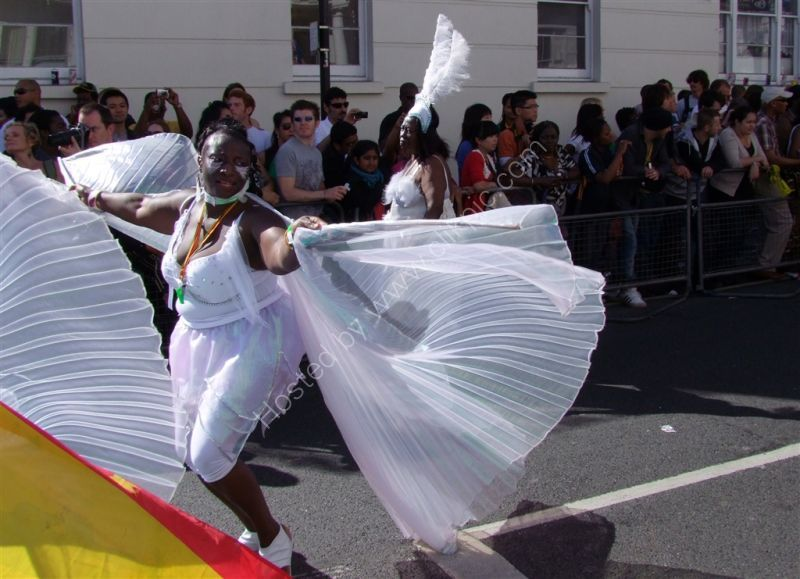 Dancer, Nottinghill Carnival 2009