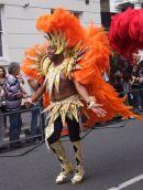 Dancer, Nottinghill Carnival 2009