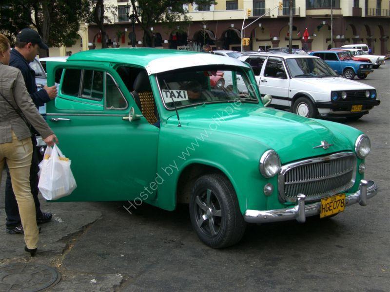 Old Car, Havana