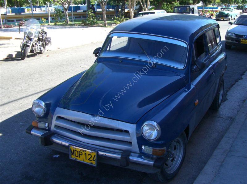 Old Car, Varadero