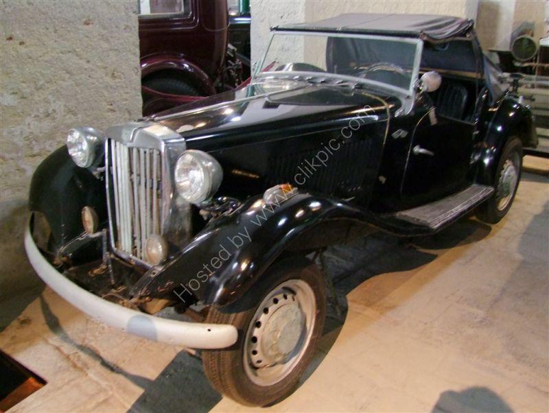 Old Motor Car?