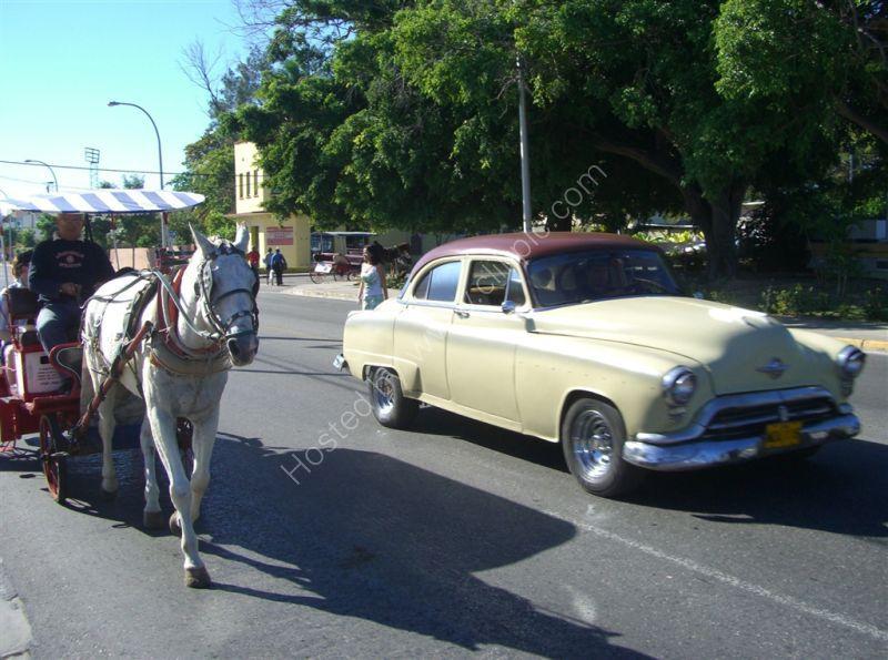 Old & New Transport!, Varadero