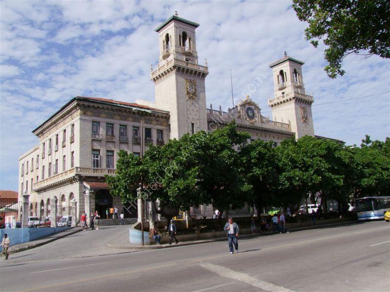 Railway Station, Avenue de belgica (Egido), Havana