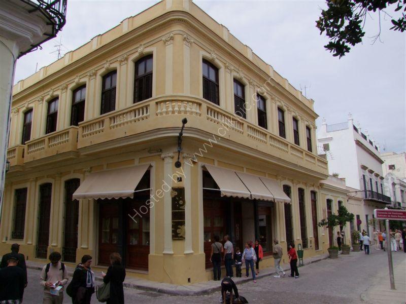Refurbished Building, Officios Street, Havana