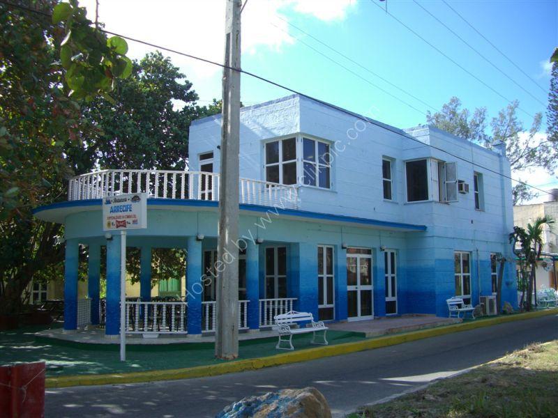 Restaurant Arrecife, Varadero