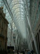 Roof Structure of a Building, Bay Street, Toronto