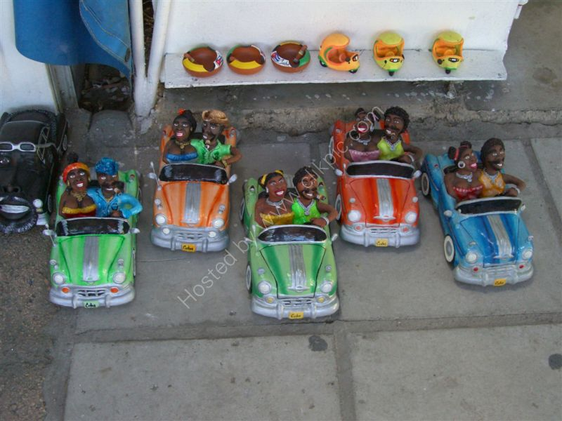 Souvenir Cars, Varadero