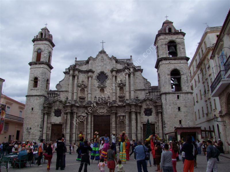 Cathedral, Cathedral Square, Havana