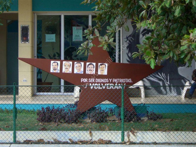 The Five Patriots, Varadero