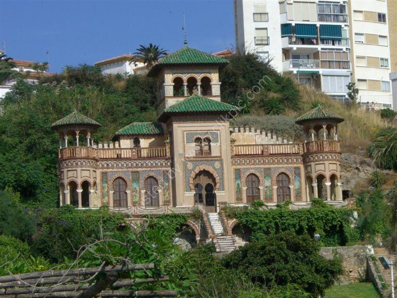 Typical Spanish Style Building, Torremolinos