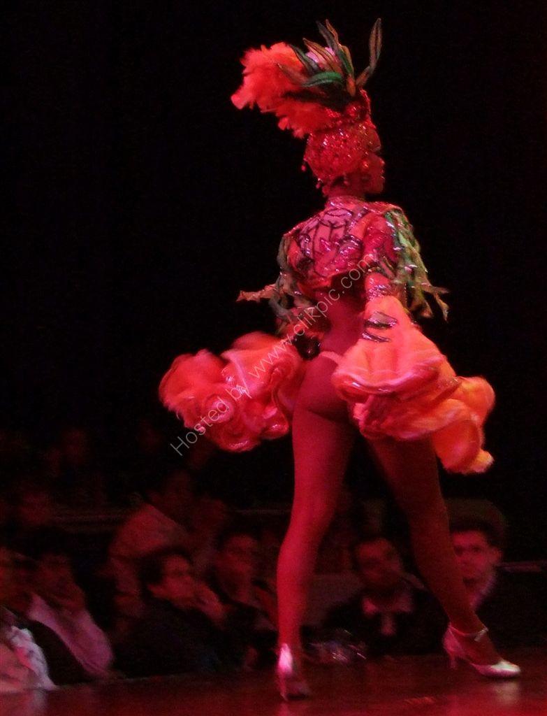 Tropicana Show, Buena Vista, Havana