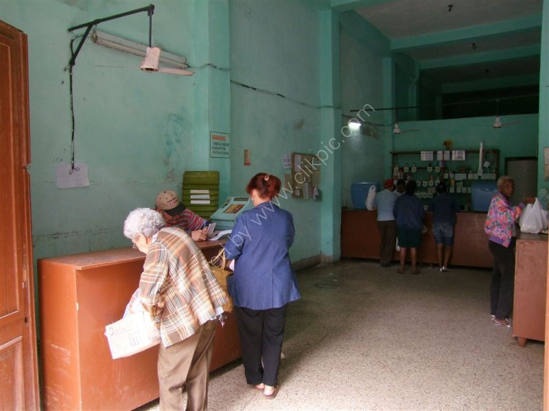 Typical Empty Shop, Havana