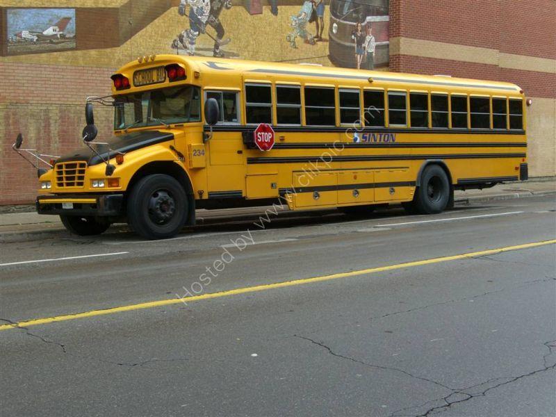 Canadian School Bus, Toronto