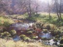 """The Craggie Burn, Early Spring""."