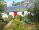 """A Cottage in Glenisla""."