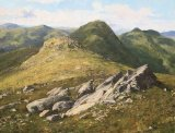 """An Outcrop on Ben Lawers"""