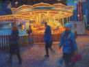 Carousel, George Square. SOLD