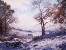 """Winter at Auchnacree""."