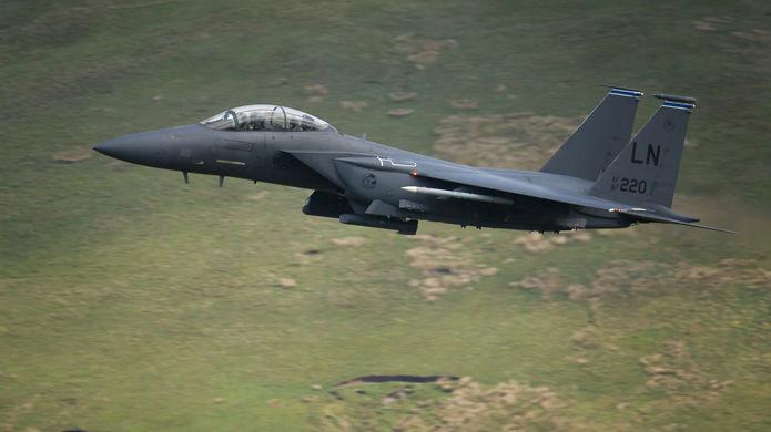F-15E Strike Eagle LN220