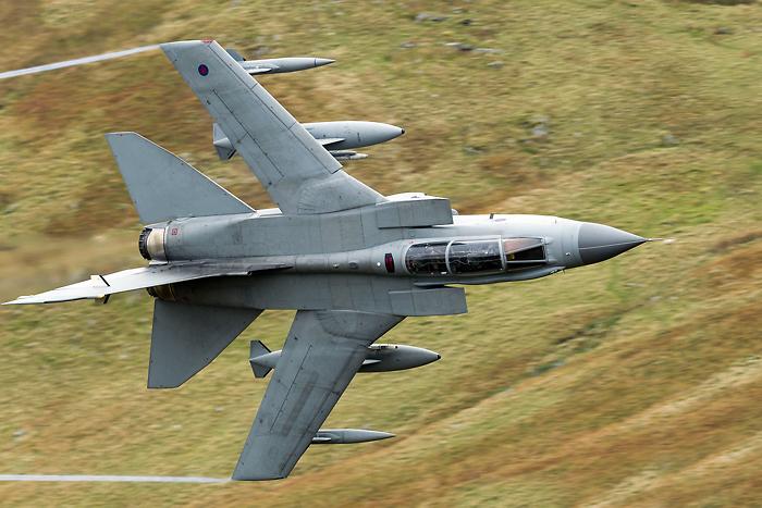Tornado - Call sign Marham 36 -  001