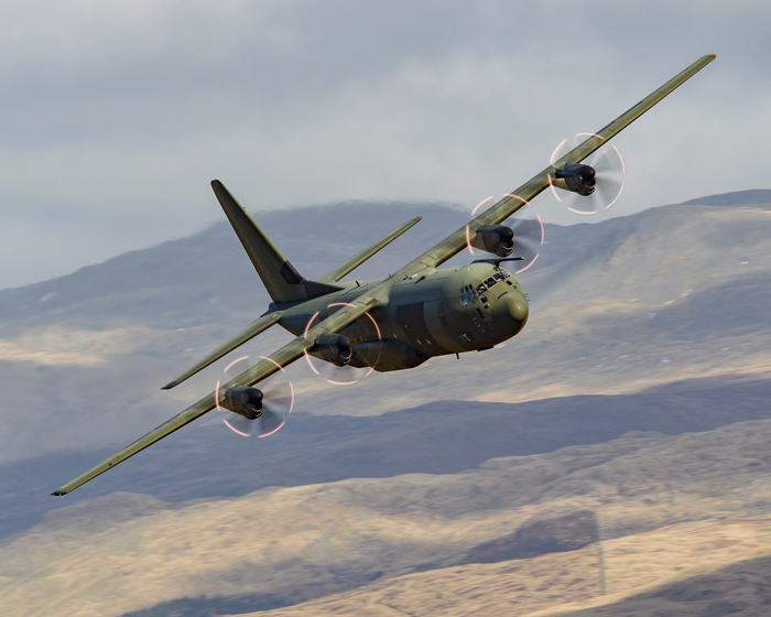 "C-130 Hercules ""Ascot Flight """