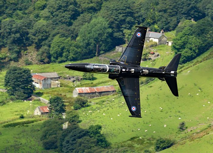 BAE Systems Hawk 006