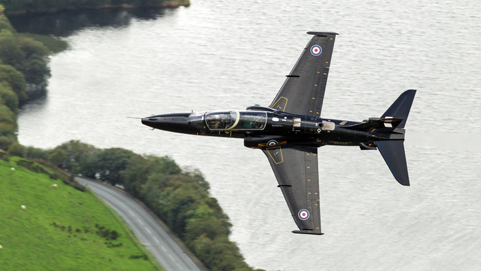 BAE Systems Hawk 012